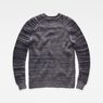 G-Star RAW® Suzaki Knit Dark blue flat back
