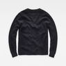 G-Star RAW® Dadin Knit Black flat back