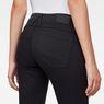 G-Star RAW® Lynn Lunar Mid-Waist Skinny Jeans Black