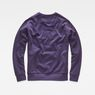 G-Star RAW® Hodin Sweater Purple flat back