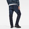 G-Star RAW® 5620 G-Star Elwood 3D Sport Tapered Jeans Dark blue model back
