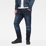 G-Star RAW® 5620 G-Star Elwood 3D Sport Tapered Jeans Dark blue model front
