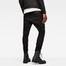 G-Star RAW® 3301 Deconstructed Skinny Jeans Black