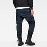 G-Star RAW® Rovic Zip 3D Tapered Pants Medium blue model back