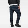 G-Star RAW® Rovic Zip 3D Tapered Pants Mittelblau model back