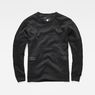 G-Star RAW® Rackam Sweater Black flat front