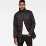 G-Star RAW® Garber Padded Trench Black model front