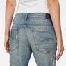 G-Star RAW® Raw Essentials Arc 3D Mid-Waist Boyfiend Jeans Medium blue