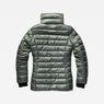 G-Star RAW® Whistler Slim Coat Green model side