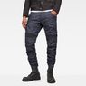 G-Star RAW® 5620 Raw Essentials Motion 3D Tapered Jeans Dunkelblau