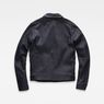 G-Star RAW® D-Staq 3D Deconstructed Jacket Dark blue flat back