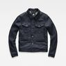 G-Star RAW® D-Staq 3D Deconstructed Jacket Dark blue flat front