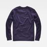 G-Star RAW® RC Ocelat Sweater Purple flat back