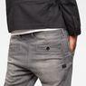 G-Star RAW® Bronson Slim Jeans Grey model back zoom