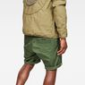 G-Star RAW® Bronson 1/2-Length Shorts Green model back