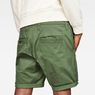 G-Star RAW® Bronson 1/2-Length Shorts Green model back zoom