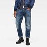 G-Star RAW® D-Staq 5-Pocket Tapered Jeans Mittelblau