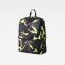 G-Star RAW® Estan backpack Yellow front flat
