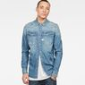 G-Star RAW® 3301 Graft Shirt Medium blue