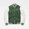 G-Star RAW® Rackam Sports Bomber Green model front