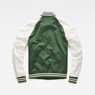 G-Star RAW® Rackam Sports Bomber Green model side