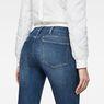 G-Star RAW® 5622 Mid Skinny Jeans Medium blue