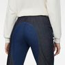 G-Star RAW® 5622 Racewood High waist Tapered 7/8-Length Jeans Dunkelblau model back zoom