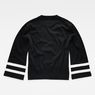G-Star RAW® Flat Knit Black flat back