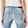 G-Star RAW® Midge Saddle Mid Waist Bootleg Jeans Light blue