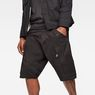 G-Star RAW® Motac-X Cargo 1/2-Length Shorts Schwarz model front