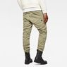 G-Star RAW® Tendric 3D Tapered Pants Green model back