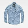 G-Star RAW® H-A Stalt Utility Straight Shirt Medium blue