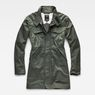 G-Star RAW® Deline PST XL Field Jacket Green flat front