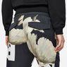 G-Star RAW® Hybrid Archive Mid-Waist Boyfriend Sport Pants Green model back zoom