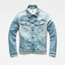 G-Star RAW® 3301 Boyfriend Denim Jacket Medium blue flat front