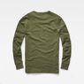 G-Star RAW® Rackam Regular T-Shirt Green model side