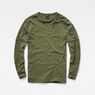 G-Star RAW® Rackam Regular T-Shirt Green model front