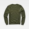 G-Star RAW® Motac Sweater Green model side