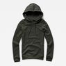 G-Star RAW® Motac Hooded Sweater Grey model front