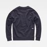 G-Star RAW® Oluva Oversized Sweater Dark blue flat back