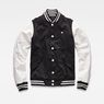 G-Star RAW® Rackam Sports Bomber Black flat front