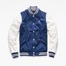 G-Star RAW® Rackam Sports Bomber Dark blue flat front