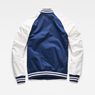 G-Star RAW® Rackam Sports Bomber Dark blue flat back