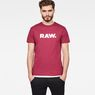 G-Star RAW® Holorn T-Shirt Red model front