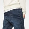 G-Star RAW® Arc 3D Sport Tapered Jeans Dunkelblau model back zoom