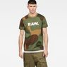 G-Star RAW® Zost MBC T-Shirt Green model front