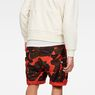 G-Star RAW® Rovic Loose Shorts Orange model back