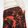 G-Star RAW® Rovic Loose Shorts Orange model back zoom