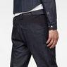 G-Star RAW® Raw Essentials Motac-X 3D Tapered Cropped Jeans Dark blue