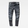 G-Star RAW® Motac-1 Deconstructed 3D Slim Jeans Grau